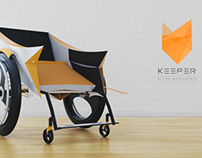 Keeper - Urban Wheelchair