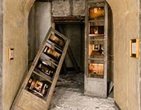 La Guarigione - Palazzo Costantino - Sospeso