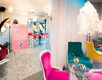 Monroe | Make-up & Hair Lounge