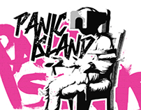 Panic Island Logo Concepts