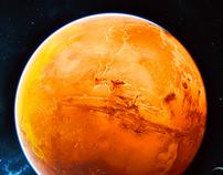 Mars iOS7 icon