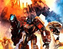 Transformers - Taste of Steel