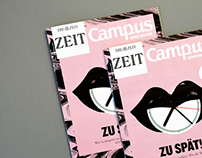 Illustration for Zeit Campus 01/2014