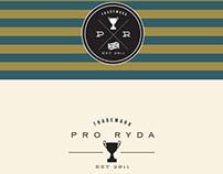 Pro Ryda Branding