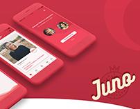 Juno - Music based Dating App