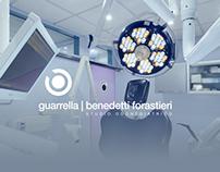 Guarrella Benedetti Forastieri // Website