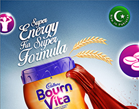 Bourn Vita Launch in Pakistan (KV)