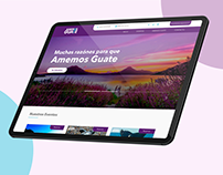 Amemos Guate Tours - WebSite