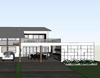 Reforma residencial - Projeto de Arquitetura