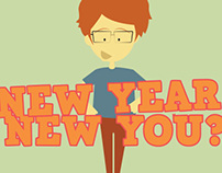 New Year, New You Graphic