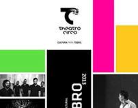 theatro circo's poster proposal