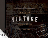 (Save 50%) Vintage Logo Bundle