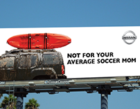 Nissan Xterra Outdoor Campaign