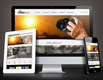 Responsive Web Page Design