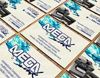 Mega Ink - Cartão de Visita