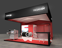 Corporate identity for trade shows | TROJANUV