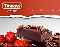 www.chocolatestorras.com (2012)
