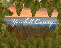 Yamhill County Oregon Vineyard Tour