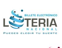 Cambio de identidad Lotería Nacional Dominicana