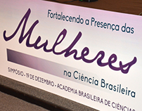 Simpósio sobre Mulheres na Ciência Brasileira • ABC