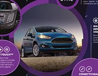 NUEVO FIESTA // Infografías // Ford Motor Colombia