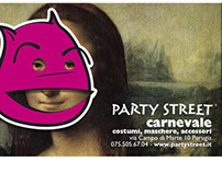 Party Street Advertising Campaign