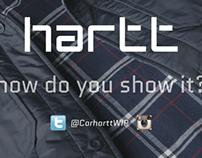 Carhartt WIP: #Hartt Advertising