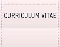 CV | Corriculum Vitae