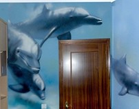 Dolphins' room