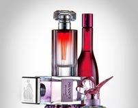 Perfume Elle Magazine