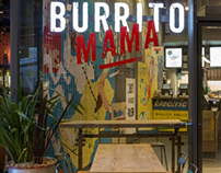 Burrito Mama, One New Change London