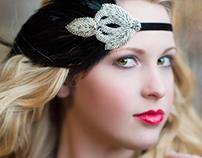 Gatsby Headbands