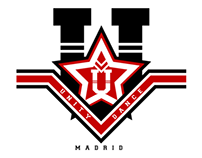 Unity Dance Madrid. Official Logo.