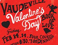 Vaudeville Valentine's Day Party
