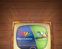 Multichoice 20th Anniversary Ad