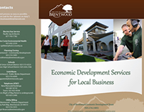 City of Brentwood - brochure