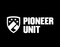 Pioneer Unit / Visual identity