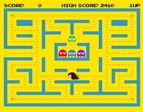 PacMan! - Ghost Whisperer