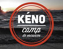 Camp de vacances Kéno