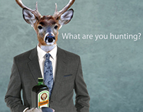 Jagermeister Print Campaign