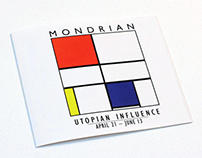 "Mondrian | ""Utopian Influence"" Brochure"