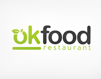 Ok Food (Logo Proposal)