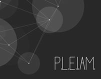 P.L.E.I.AM. cover