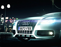 Audi S5 CGI | 3D Visualization | Mental Ray