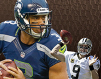 Seahawks vs Saints | Divisional Playoff