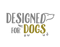 Designed for dogs - brand identity