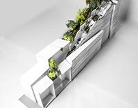 Parasie - Integrating nature into urban design