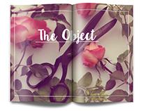 Print Design / Magazine Layout - Christina Filippou