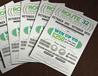 Route 32 - Invitation