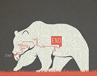 Poster: Into the Grizzly Maze